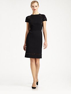 Bottega Veneta - Bead Inset Knit Dress