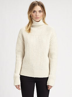 The Row - Alpaca/Silk Hunston Sweater