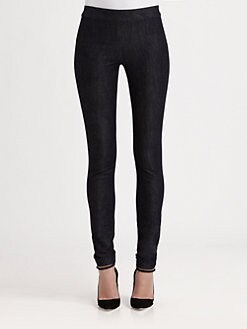 The Row - Stratton Stretch Denim Leggings