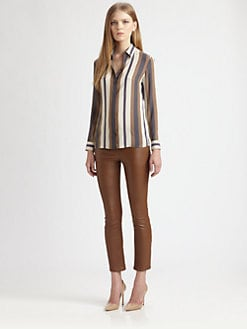 The Row - Silk Jorty Shirt