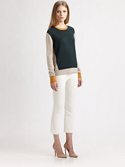 The Row - Kent Multi-Knit Sweater