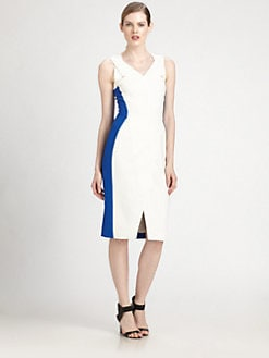 Antonio Berardi - Colorblock Dress