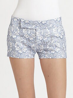 Sacai Luck - Lace Shorts