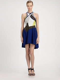 Antonio Berardi - Patchwork Dress