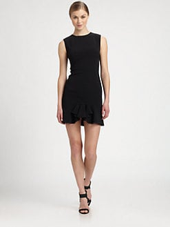 Antonio Berardi - Ruffled Hem Dress