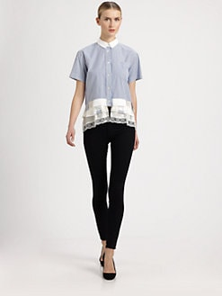 Sacai - Tiered Shirt