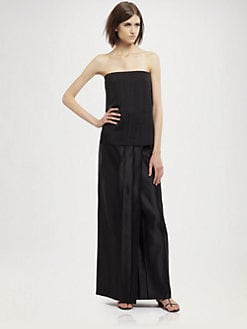 The Row - Strapless Retsub Top