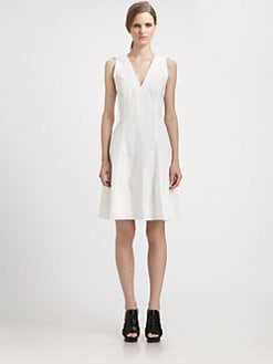 Proenza Schouler - Poplin Dress