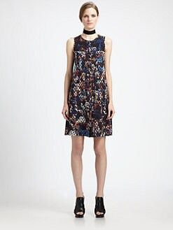 Proenza Schouler - Silk Georgette Dress