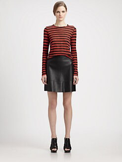 Proenza Schouler - Striped Tee
