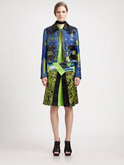 Proenza Schouler - Zip-Front Jacket