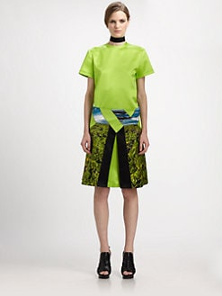 Proenza Schouler - Satin Tee