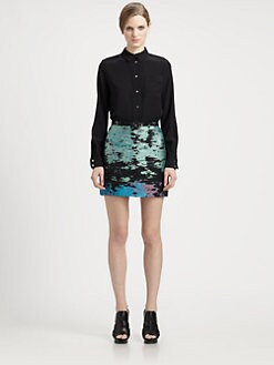 Proenza Schouler - Crepe Blouse