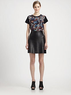 Proenza Schouler - Collage Print Tee