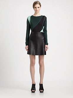Proenza Schouler - Opaque Piecing Sweater