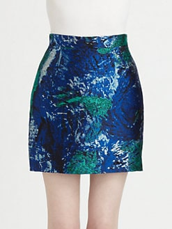 Proenza Schouler - Jacquard Skirt
