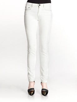Proenza Schouler - Mid-Rise Skinny Jeans