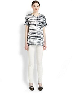Proenza Schouler - Tie-Dye Cotton Jersey Tee