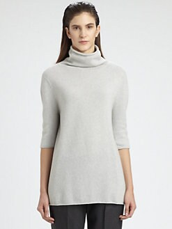 The Row - Zita Cashmere Turtleneck Sweater
