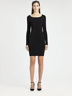 The Row - Coco Jersey Bodycon Dress