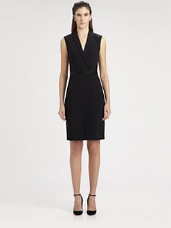 The Row - Mendleton Belted Dress