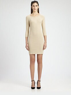 The Row - Myrto Knit Dress