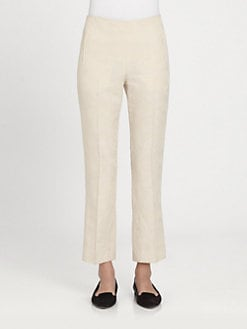 The Row - Welly Jacquard Pants