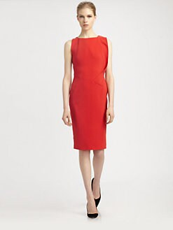 Antonio Berardi - Tucked Dress