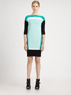 Ohne Titel - Textured Knit Dress