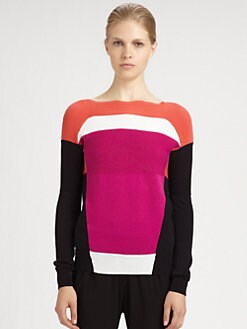 Ohne Titel - Textured Knit Top