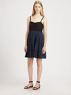 Proenza Schouler - Combo Cami Dress