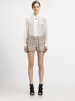 Proenza Schouler - Poplin Shirt