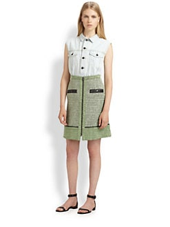 Proenza Schouler - Denim Vest