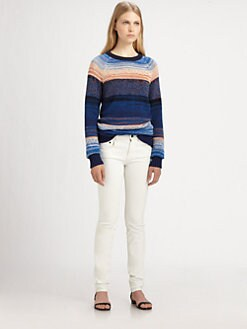 Proenza Schouler - Melange Knit Pullover