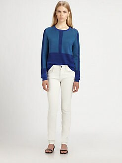Proenza Schouler - Silk Sweater