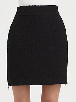 Antonio Berardi - Wool Boucl&eacute; Skirt