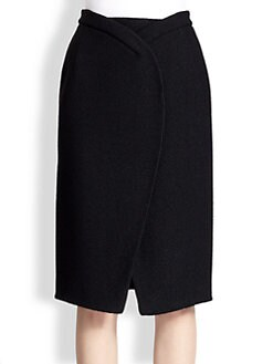 Proenza Schouler - Bonded Boucle Pencil Skirt