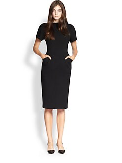 Proenza Schouler - Wool Crepe Dress