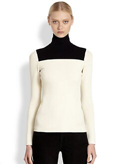 Proenza Schouler - Stretch Jersey Turtleneck