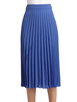 Cut 25 by Yigal Azrouel - Pleated Skirt