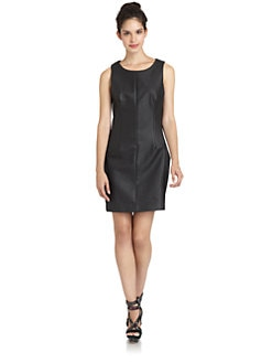 W118 by Walter Baker - Sam Faux Leather Dress