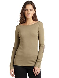 Maggie Ward - Mary Long-Sleeved Top