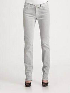 Love Moschino - Faded Skinny Leg Jeans