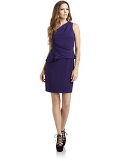 Cynthia Steffe - Brielle Single Shoulder Dress