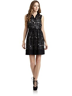 Cynthia Steffe - Cathleen Lace Dress