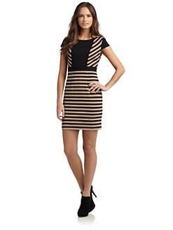 Cynthia Steffe - Ramona Striped Dress