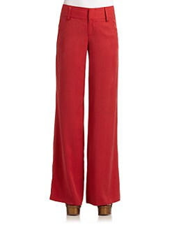 Alice + Olivia - Extra Wide Leg Pants