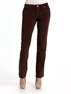 Vineyard Vines - Five-Pocket Corduroy Pants/Cocoa