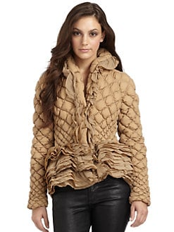 Ermanno by Ermanno Scervino - Capospalla Short Down Jacket