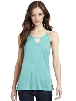 Chaser - Colorblocked Tank Top